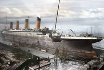 Titanic - 1912 / Titanic. It was the ship of dreams. It became the ship of nightmares.
