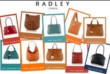 Radley Bags / Radley bags that Radley Collector feel deserve a pin !