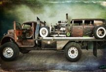 Rat Rods / by Rod Peatross