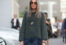 Street Style Perfection: FALL/WINTER / by Celine Rouben