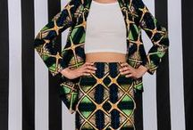 Prints, Patterns and Printed Fabrics in fashion design / I adore prints on textiles,  especially African prints. The color combinations and scale and movement delight me endlessly.  This has been going on for me since 1992 when I lived in Paris for a year and discovered African fashion!!!  / by Fashion Illustration TRIBE