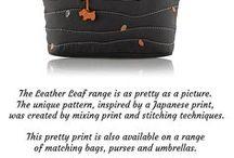 Radley Leather Leaf