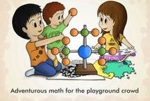 Natural Math adventures / Math adventures for families and math circles with kids birth to ten, from NaturalMath.com