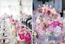 faire-part  et décoration de mariage romantique / faire part et décoration de mariage romantique