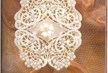 PERGAMANO RÉALISATIONS / Dentelles de papier, les plus beaux modèles réunis....Venez nous rendre visite sur le forum, http://lesdentellesdepapier.1fr1.net/ Lace paper, the most beautiful models together .... Come visit us on the forum,