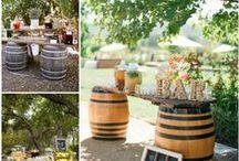 faire-part vignes, décoration thème vignes / les vignes, les vignobles