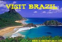 Beach Holidays / Visiting Brazil,having your Holiday in such an amazing Beaches,Really Worth you decide having Fun,Enjoying Sunny and Sandy Beach,Sunbed Holiday Trying to Check All Possible Things To Do while you are in a Holiday.