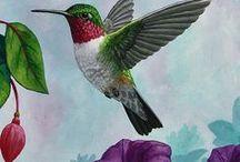 OISEAUX Images / Sur le thème des oiseaux, modèles pour le pergamano Birds theme,  for the creations of Pergamano
