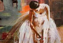 DANSE-ART- / La danse dans l'Art