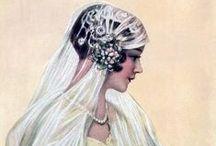 MARIEES Images / Mariées, Art et croquis, sketches
