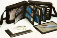 """PERGAMANO OUTILS / Présentation des outils nécessaires pour la réalisation de la dentelle de papier sur papier parchemin dit """"pergamano"""""""