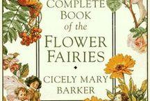 FAIRIES (Cicely Mary BARKER) / Collection:  Fairies de Cicely Mary Barker
