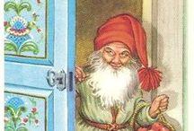 NOEL LUTINS Images / Lutins, Elfes, gnomes