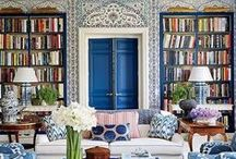 Not Without My Books! / Books do furnish a room.