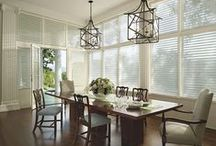 Neutral Beauty, Naturally Beautiful / The subdued, yet classic, grace of neutral window coverings.