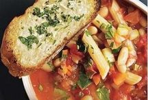 Hearty, Soups, Stews, Baked Beans, Crockpot, Casserole, Chili Recipes / Thick and hearty #soups, #stews #baked beans and #crockpot #Casserole, #Chili recipes. So good for any occasion and so easy to make. Let's Eat!