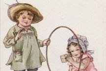 ENFANTS (BRISLEY Nina) / Collection. Illustrations de Nina Brisley