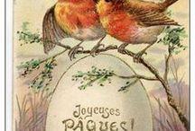 PAQUES Illustrations