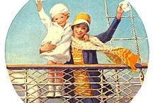 ENFANTS (WILCOW SMITH Jessie) / Collection:Illustrations de Jessie Wilcox Smith
