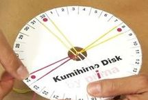 KUMIHIMO / Tressage de fils