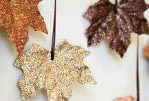 Herbst - autumn / Halloween / thanksgiving - Erntedank / etc. / Deko für die Herbstzeit, mit Erntedank und Halloween