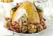 Christmas Turkey Recipes / A delicious mix of tasty turkey recipes for the big day.