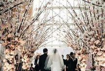 mariage d'hiver, mariage hivernal / un mariage en hiver, décoration mariage hivernal