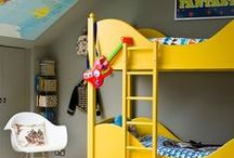 Kids.rooms.etc / Kids have all the fun on this board of wonderful looks for children's rooms