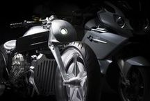 BMW K1600 Ignite Straight Six PROJECT / At the Osaka & Tokyo Motorcycle Show, BMW Japan has just thrown the wraps off two extreme customs based on the K1600 GTL.