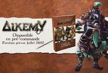 Alkemy RPG arrive !