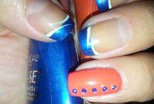 nail design / by Melissa Nichols