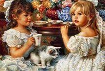 ENFANTS et CHATS / Les enfants et les chats, une grande histoire d'amour!
