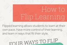 Flipped Classrooms / Explore the effectiveness of flipping your classroom. The Flipped Classroom is an instructional strategy that reverses the traditional learning environment. Instructional content is provided often online outside of the classroom and is then discussed or worked on inside the classroom.