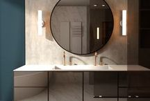 Tile Inspiration for The Modern Hotel Bathroom