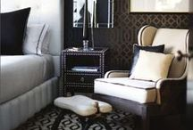 Accent Chairs for The Luxurious Modern Guestroom