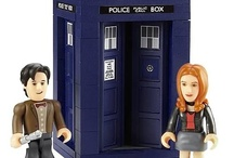 Doctor Who / by Pauleen Potter