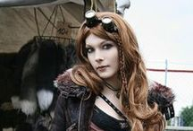 Inspiration Couture - Steampunk