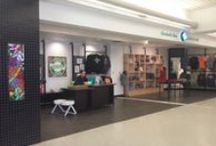 Shopping / Places to shop inside Cleveland Hopkins International Airport. #cleveland #airport #hopkins
