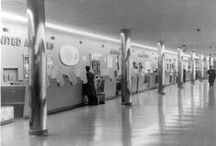 Vintage photos / Vintage and historic photos from Cleveland Hopkins International Airport #cleveland #airport #hopkins