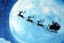 Ho Ho Ho! / Yes, Virginia, there is a Santa Claus. / by Pam Pollack