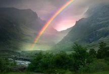 Rainbow Chaser / Love Of Rainbow Colors / by Raven M