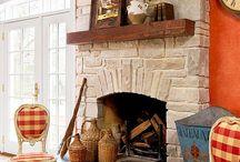 Camino il cuore della casa - fireplace