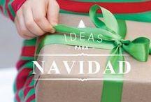 Navidad / Ideas y productos para decorar y disfrutar en familia. www.fiestayregalos.cl