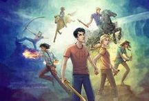 Heroes of Olympus / All characters from Hoo and Pjo series