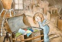 Grandma's Attic / Old Treasures / by Raven M