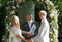 Wedding Ceremonies by Wedding Celebrant in France, Weddings Words & Wishes. / Wedding Celebrant in France - Some of the ceremonies we have conducted in the south of France. French Weddings.
