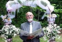 Wedding Celebrant in France. Weddings Words and Wishes. About us /  My name is Ray Thatcher and I have been conducting non-religious Wedding Ceremonies at venues in the South of France with my wife Cherry, since October 2009.  Working as a team, Cherry and I enjoy helping couples to celebrate their Wedding Day and take great pride in playing a caring and professional role in their special celebrations.