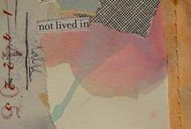 ART - Collage & journaling