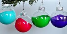 365 Days of Ornaments! / Handmade and do-it-yourself Christmas tree ornaments