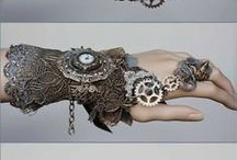 (STEAMPUNK AWESOME) / ALL I KNOW IS THAT I LIKE THIS A LOT / by Teresa Graham